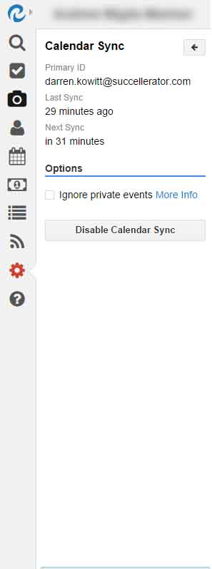 Syncing with Google Calendar (and by extension Android)
